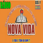 Logo da emissora Web Rádio Nova Vida SP
