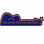 Logo da emissora Gera Som FM
