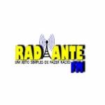 Logo da emissora Radiante FM