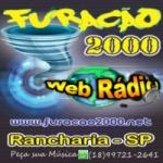 Logo da emissora Web Rádio Furacão 2.000