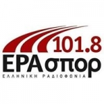 Logo da emissora Radio ERA Sport 101.8 FM