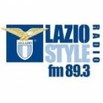 Logo da emissora Lazio Style Radio 89.3 FM
