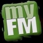 Logo da emissora Radio CHMY 96.1 FM