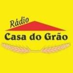 Logo da emissora Rádio Casa do Grão