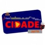 Logo da emissora Rádio Cidade Hits