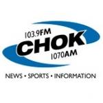 Logo da emissora Radio CHOK 1070 AM