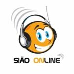Logo da emissora Rádio Sião Online