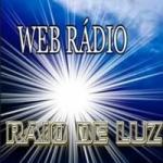 Logo da emissora Rádio Raio de Luz