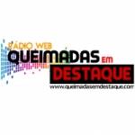 Logo da emissora Rádio Web Queimadas Em Destaque