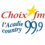 Logo da emissora Radio CHOY 99.9 FM