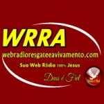 Logo da emissora Web Rádio Resgate e Avivamento