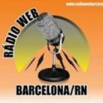 Logo da emissora Rádio Web Barcelona