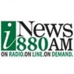 Logo da emissora Radio CHQT News 880 AM