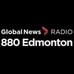 Logo da emissora Radio CHQT Global News 880 AM