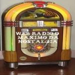 Logo da emissora O Máximo da Nostalgia