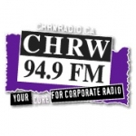 Logo da emissora Radio CHRW 94.7 FM