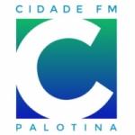 Logo da emissora Rádio Cidade Palotina