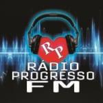 Logo da emissora Rádio Progresso FM