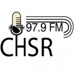 Logo da emissora Radio CHSR 97.9 FM