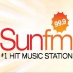Logo da emissora Radio CHSU Sun 99.9 FM