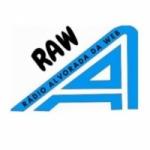 Logo da emissora Rádio Alvorada da Web