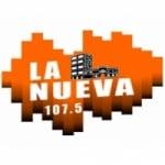 Logo da emissora La Nueva 107.5