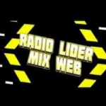 Logo da emissora Rádio Líder Mix
