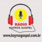 Logo da emissora kayrós Gospel