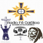 Logo da emissora Fé Católica Rádio