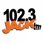 Logo da emissora Radio CHST Jack 102.3 FM