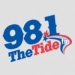 Logo da emissora Radio CHTD The Tide 98.1 FM