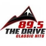 Logo da emissora Radio CHWK The Drive 89.5 FM
