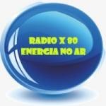 Logo da emissora Radio X80