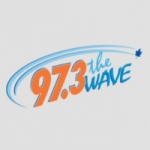 Logo da emissora Radio CHWV The Wave 97.3 FM