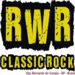 Logo da emissora Rádio Web Rock