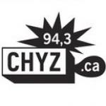 Logo da emissora Radio CHYZ 94.3 FM