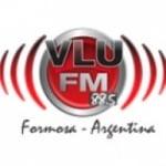 Logo da emissora Radio VLU 88.5 FM