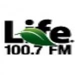 Logo da emissora Radio CIAY Life 100.7 FM