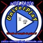 Logo da emissora Rádio Univerplay