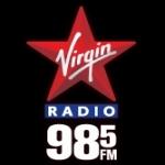 Logo da emissora Radio CIBK Vibe 98.5 FM