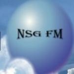 Logo da emissora NSG FM