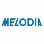 Logo da emissora Rádio Melodia FM