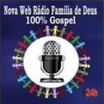 Logo da emissora Nova Web Rádio Família de Deus