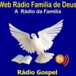 Logo da emissora Web Rádio Família de Deus