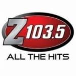 Logo da emissora Radio CIDC Z 103.5 FM