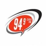 Logo da emissora Radio CIEU 94.9 FM