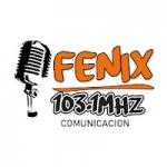 Logo da emissora Radio Fenix 103.1 FM