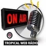 Logo da emissora Tropical Web Rádio