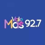 Logo da emissora Radio Más Vale 92.7 FM