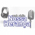 Logo da emissora Nossa Herança